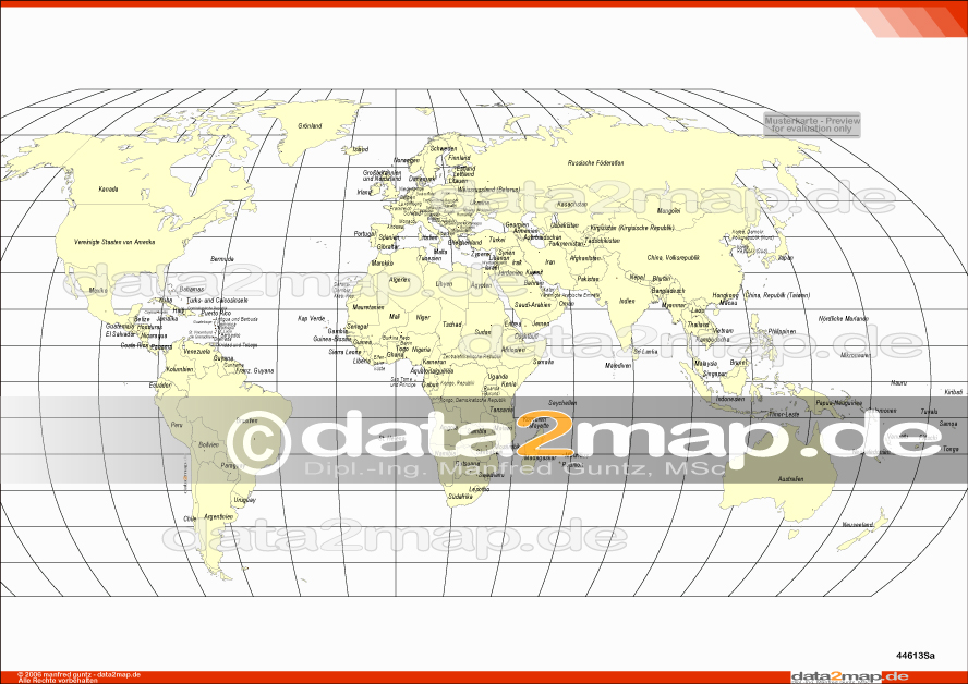Landkarten Shop Fur Powerpoint Und Adobe Illustrator Landerkarten